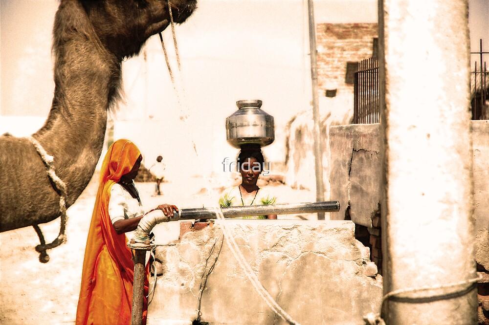desert  women by friday
