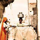 desert  women by Amagoia  Akarregi