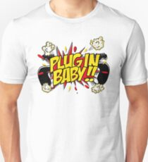 Plug In Baby Unisex T-Shirt