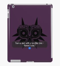 Legend of Zelda - Majora's Mask: Terrible Fate iPad Case/Skin