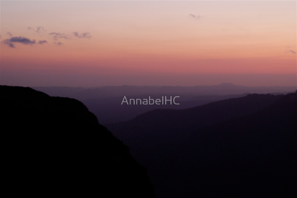 Twilight Through the Valley by AnnabelHC