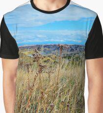 Beautiful Badlands Graphic T-Shirt