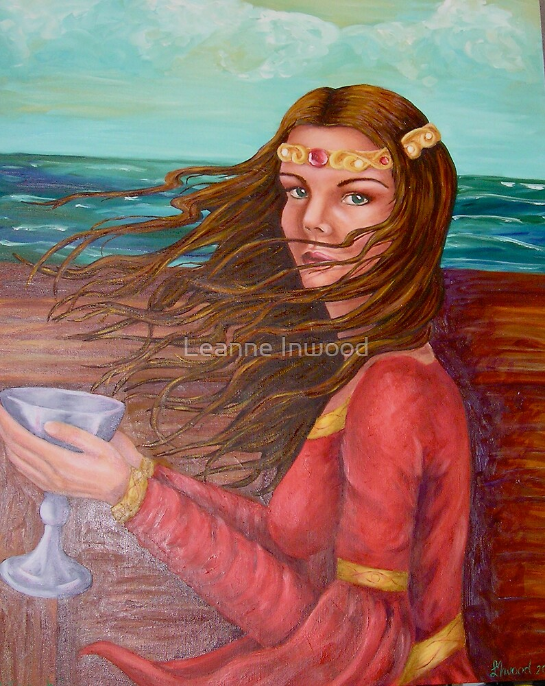 Isolde by Leanne Inwood
