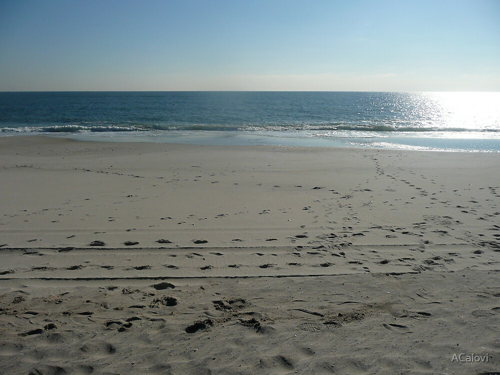 Atlantic Ocean by ACalovi
