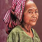 Woman from Phnom Penh by Colombe  Cambourne