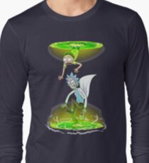 Rick Morty I T-Shirt