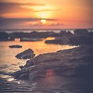 Fannie Bay Sunset by Candice O'Neill