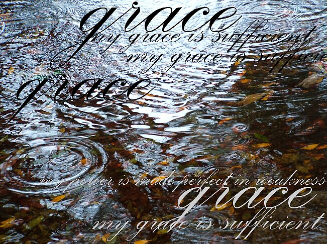 My Grace is Sufficient by ComfortingVerse