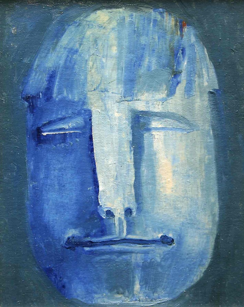 mask 2 by Valeriu Buev