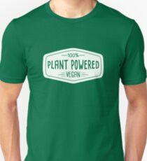 100% Plant Powered Vegan Unisex T-Shirt