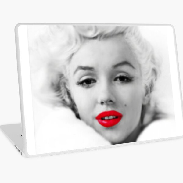 Marilyn Monroe Laptop Skin