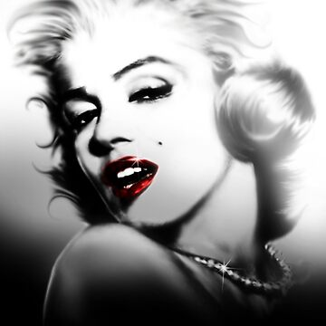 Marilyn Monroe by Cliff