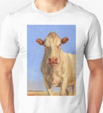 Spooky Cow Unisex T-Shirt
