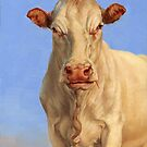 Spooky Cow by Margaret Stockdale