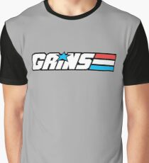Gains Joe Graphic T-Shirt