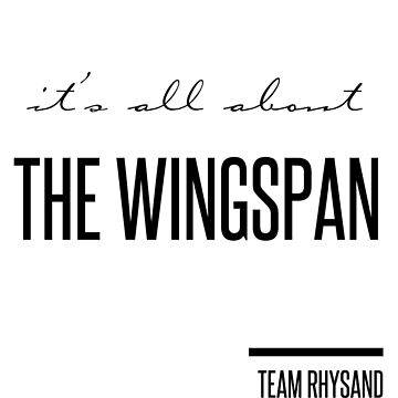 it's all about the wingspan by digitalcoma
