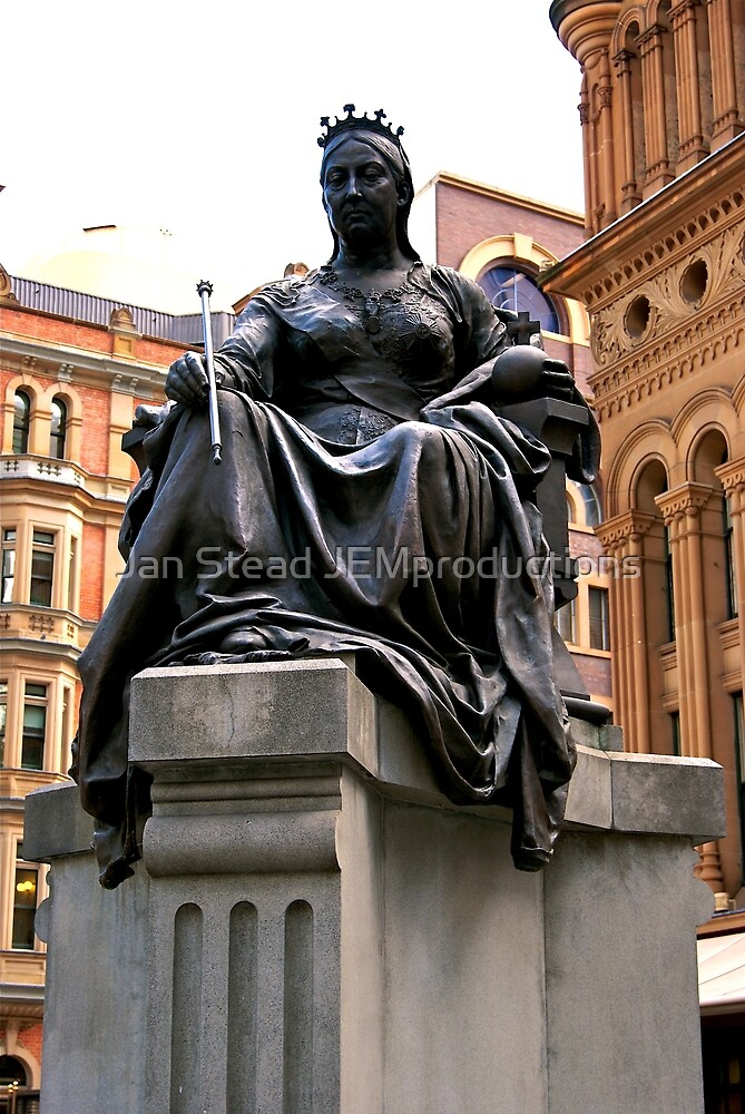 Her Royal Highness Queen Victoria by Jan Stead JEMproductions