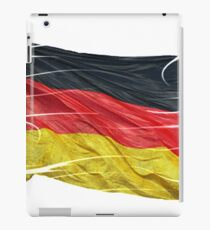 Germany iPad Case/Skin
