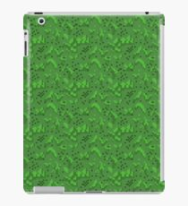 Pixel Grass Pattern iPad Case/Skin