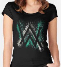 art walker Women's Fitted Scoop T-Shirt