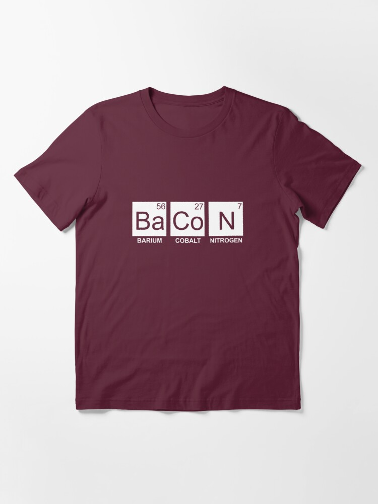 Alternate view of Ba Co N (Bacon) Essential T-Shirt