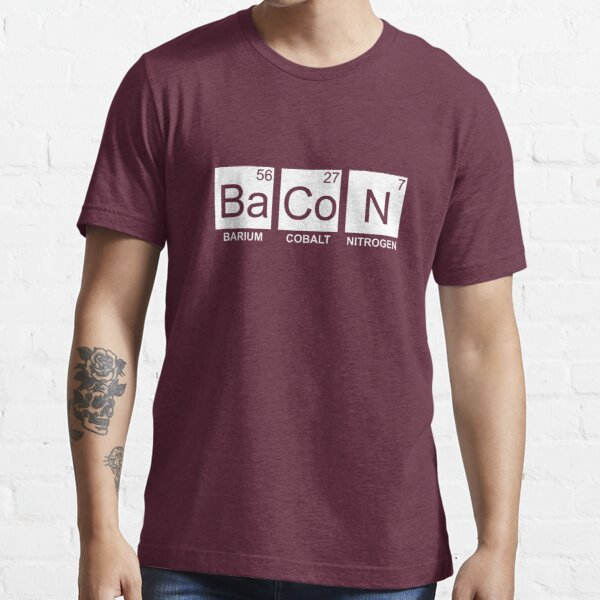 Ba Co N (Bacon) Essential T-Shirt