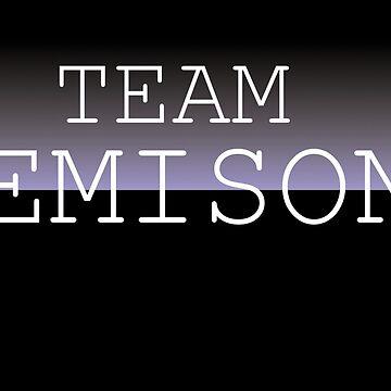 Team Emison by missace1