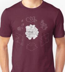 Isometric Cube T-Shirt