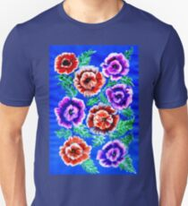 Bouquet of Flowers 2 Unisex T-Shirt