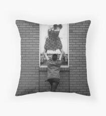 John in art Throw Pillow