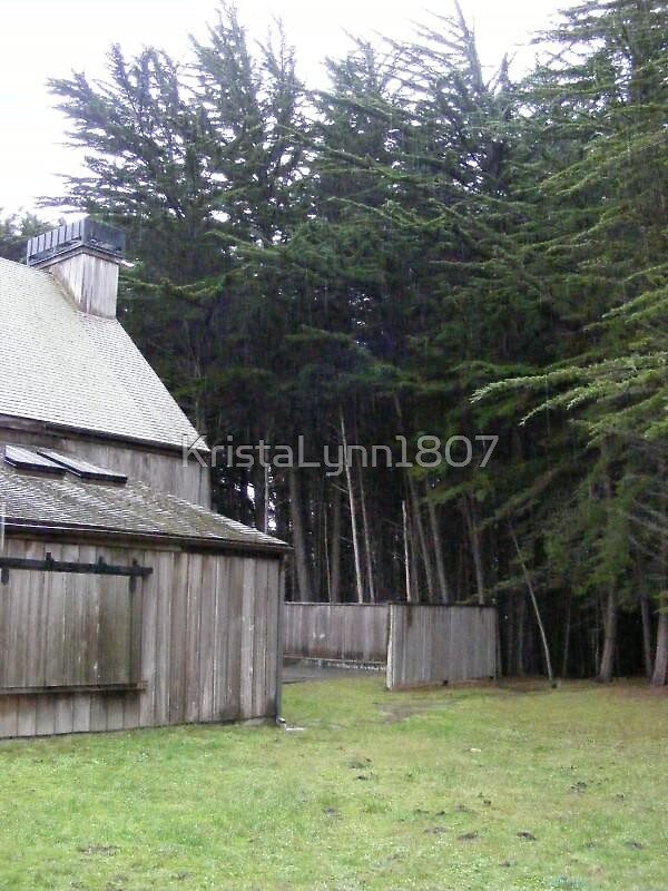 Fort At Fort Ross by KristaLynn1807