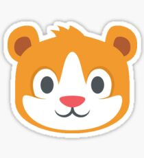 Cute Cartoon Animal Sticker