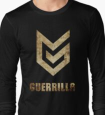 GUERILLA Long Sleeve T-Shirt