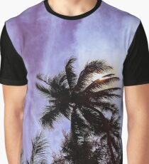 Palm Trees & Coconuts Graphic T-Shirt