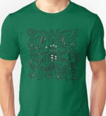 Evil Crabkillbot from Crab Nebula Against Humanity Unisex T-Shirt