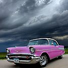 Pink Cadillac by myronmhouse
