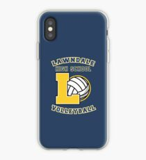 Lawndale HS Volleyball iPhone Case