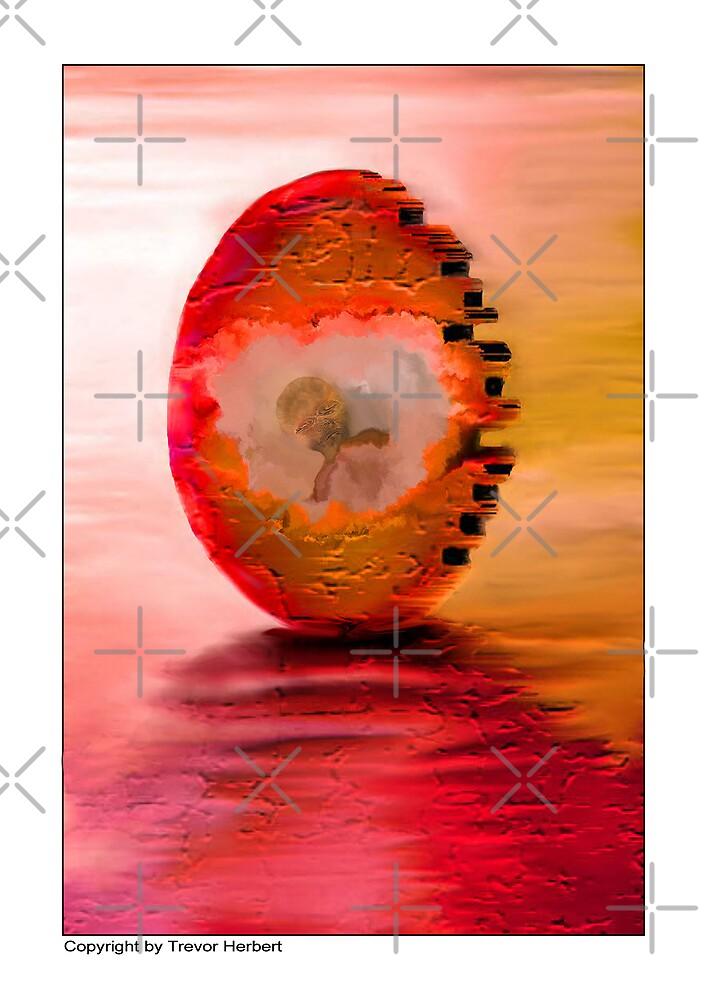 Ready to Hatch by Trevor  Herbert