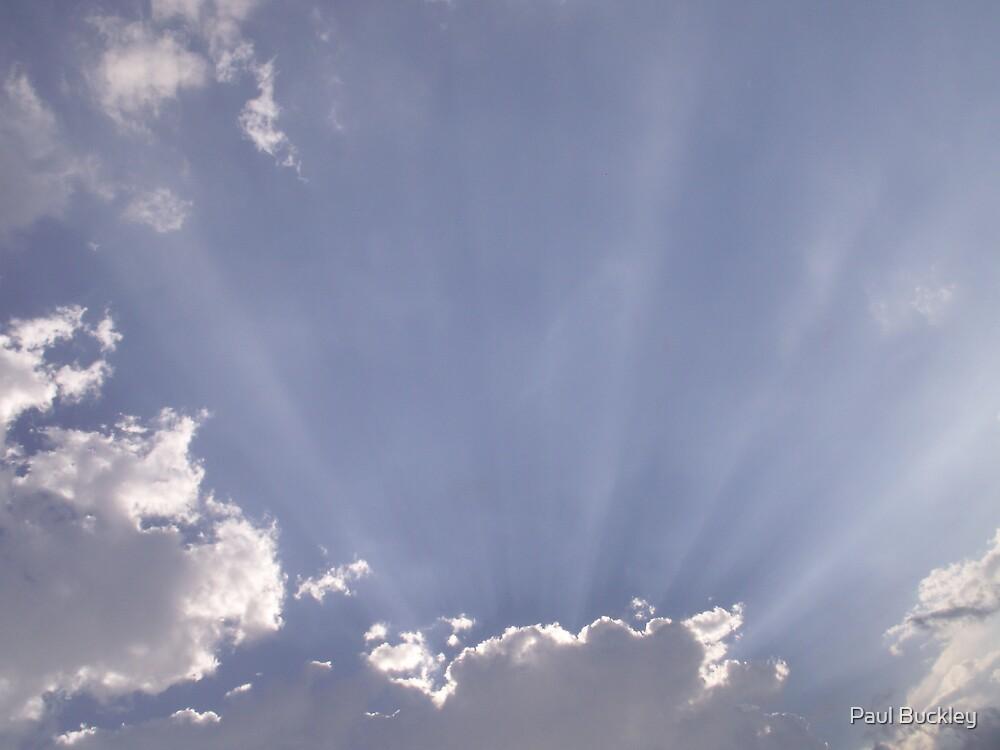 Light Cloud by Paul Buckley