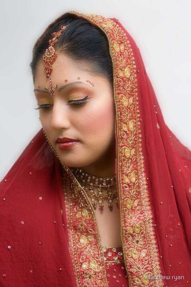 bridal wear and make up by matthew ryan