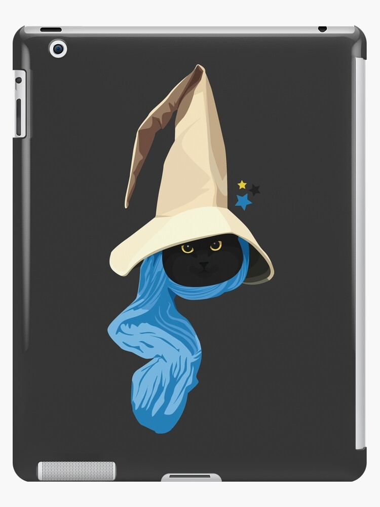 Wizard Cat  by Poogz