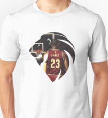 Lebron James: The Lion King Unisex T-Shirt