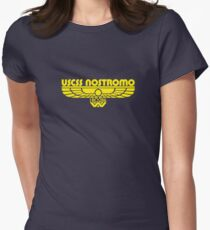 USCSS Nostromo Womens Fitted T-Shirt