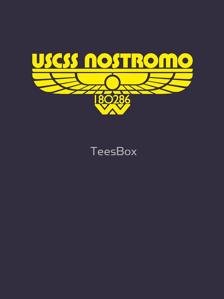 USCSS Nostromo | Unisex T-Shirt