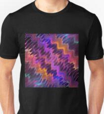Fire and smoke Unisex T-Shirt