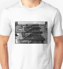 Fire Escapes in NYC Unisex T-Shirt