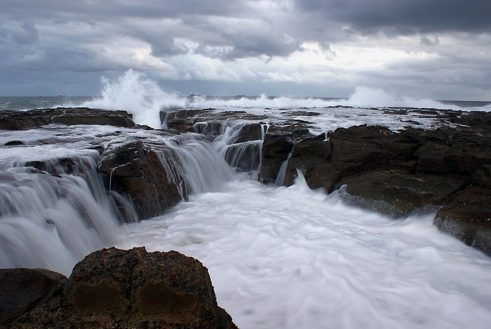 Newcastle coast by brooko72