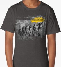 get to the choppaaa , camo b Long T-Shirt