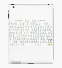 The Simpsons Family Tree iPad Case/Skin