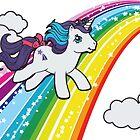 My Little Pony - 80s by hellolen